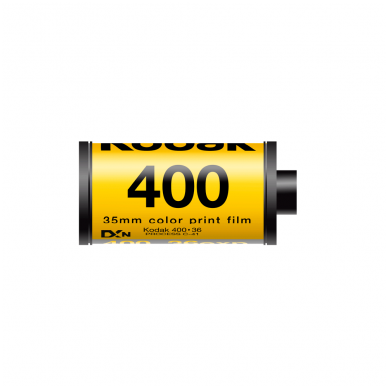 Fotojuosta Kodak Ultramax 400 135/36