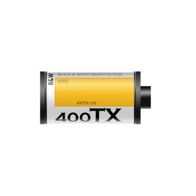 Fotojuosta Kodak Tri-X 400/36