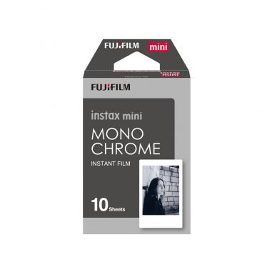 Fotoplokštelės Fujifilm Instax mini Monochrome 10 vnt