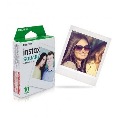 Fotoplokštelės Fujifilm Instax square 10 vnt 2