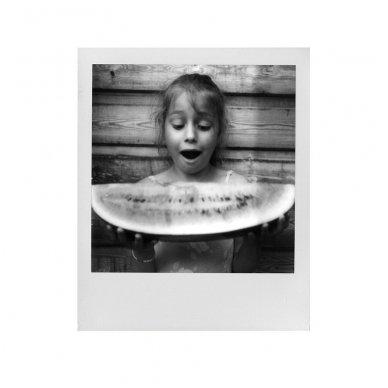 Fotoplokštelės Polaroid Originals B&W 600 8 vnt 4