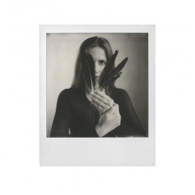Fotoplokštelės Polaroid Originals B&W 600 8 vnt 2