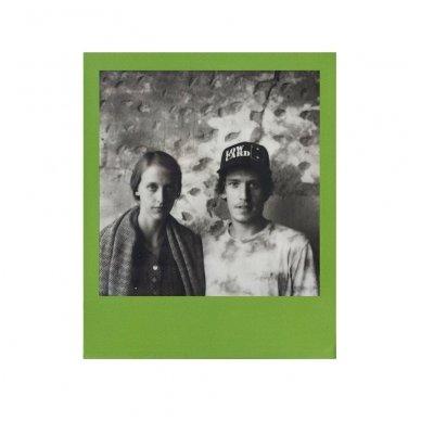 Fotoplokštelės Polaroid Originals B&W 600 Color Frame 8 vnt 4
