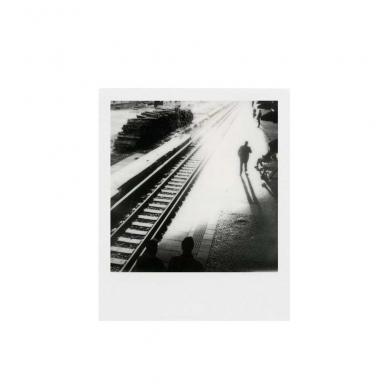 Fotoplokštelės Polaroid Originals B&W I-Type, 8 vnt 3