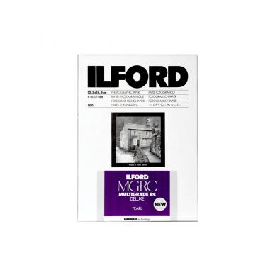 Fotopopierius Ilford MG Deluxe Pearl 10.5 x 14.8cm / 100 lapų