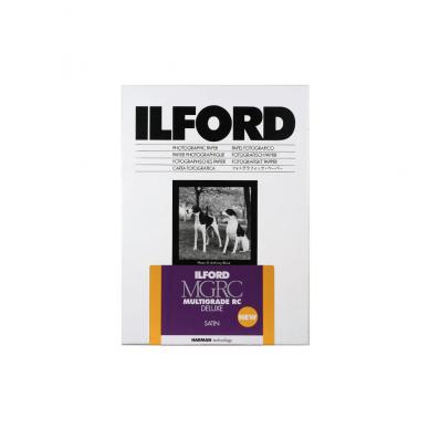 Fotopopierius Ilford MG Deluxe Satin 17.8x24cm / 25 lapai