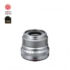Fujinon XF 23mm F2 R WR  Silver