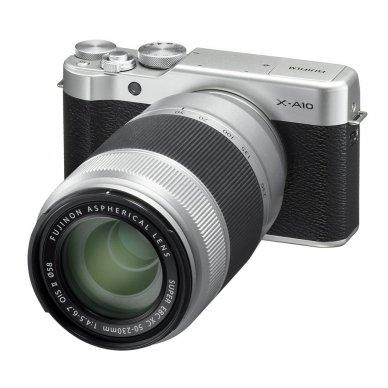 Fujinon XC 50-230mm F4.5-6.7 OIS II Silver 2