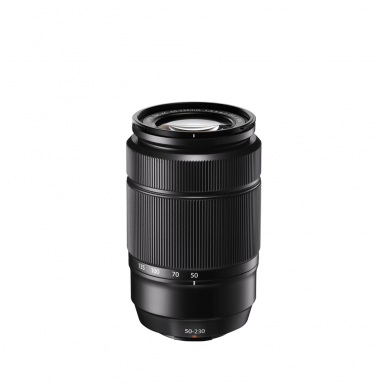 Fujinon XC 50-230mm F4.5-6.7 OIS II Black