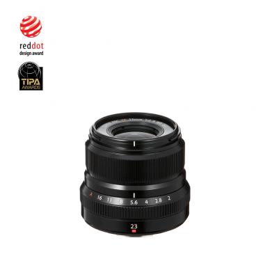 Fujinon XF 23mm F2 R WR Black