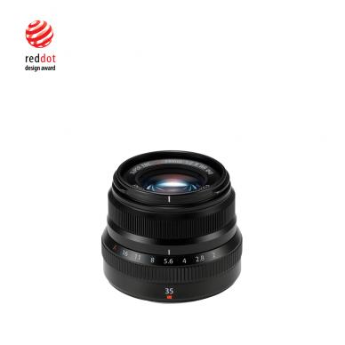 Fujinon XF 35mm F2 R WR Black