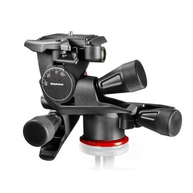 Galvutė Manfrotto MHXPRO-3WG 2