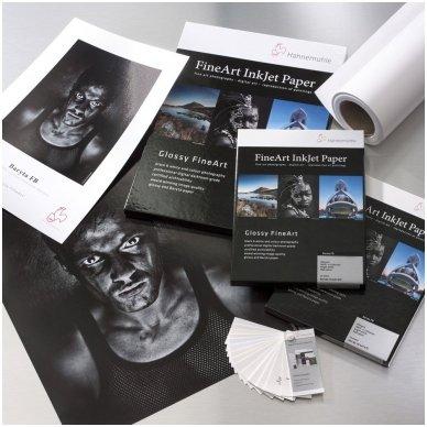 Hahnemühle Baryta FB + Portfoliobox A4 4