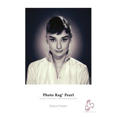 Hahnemühle Photo Rag Pearl + Portfoliobox A4 3