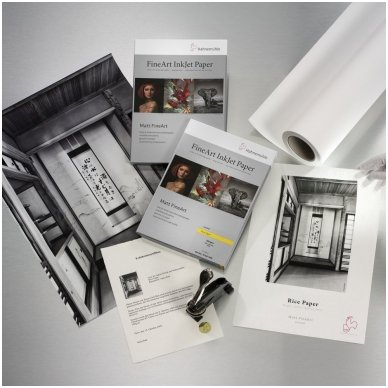 Hahnemühle Rice Paper 4