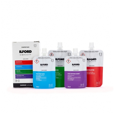 Ilford SIMPLICITY STARTER PACK 2
