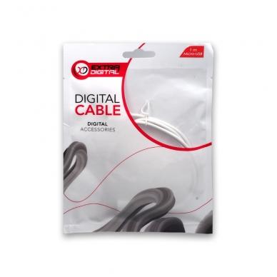 Kabelis ExtraDigital USB - Micro USB 2