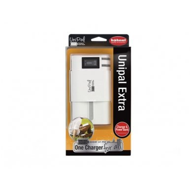 Kroviklis-baterija Hahnel UniPal Extra 4