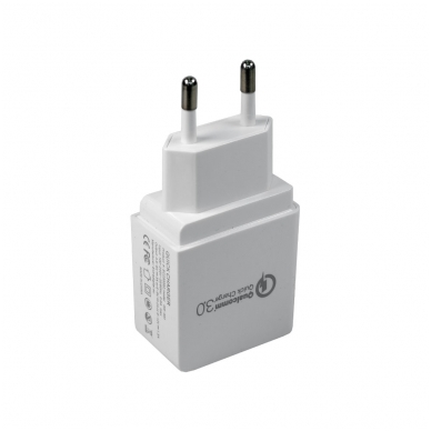 Kroviklis Qualcomm® 3.0 USB 2