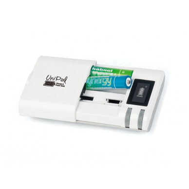 Kroviklis-baterija Hahnel UniPal Extra