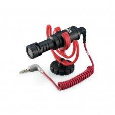 Mikrofonas Rode VideoMicro