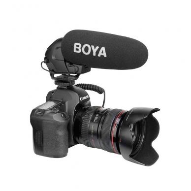 Mikrofonas Boya BY-BM3031 6