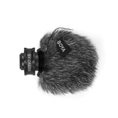 "Mikrofonas Boya BY-DM200 (""LIGHTNING"" IOS)"
