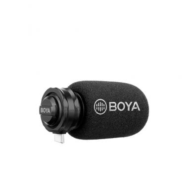 Mikrofonas Boya BY-DM100 USB-C (Android)