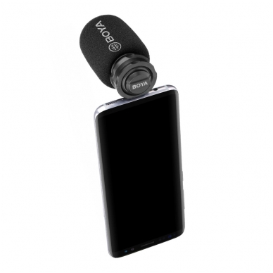 Mikrofonas Boya BY-DM100 USB-C (Android) 2
