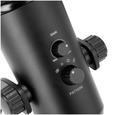 Mikrofonas BOYA BY-PM700 USB 5