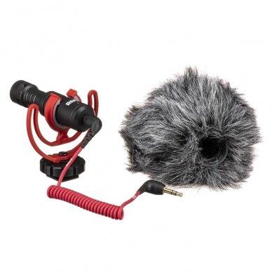Mikrofonas Rode VideoMicro 2