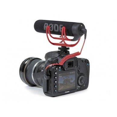 Mikrofonas Rode VideoMic Go 3