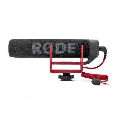Mikrofonas Rode VideoMic Go 2