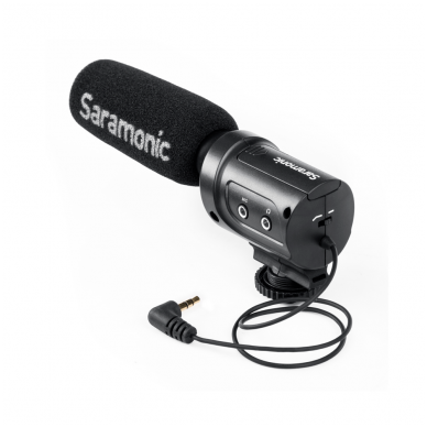Mikrofonas Saramonic SR-M3