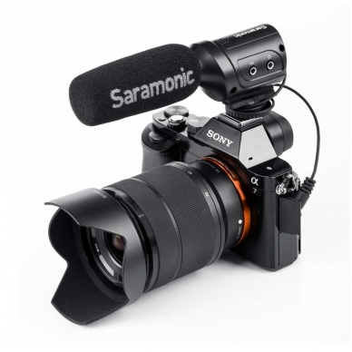 Mikrofonas Saramonic SR-M3 3