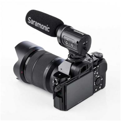 Mikrofonas Saramonic SR-M3 4