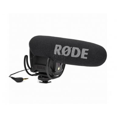 Mikrofonas Rode VideoMic Pro 2