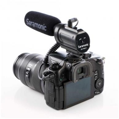 Mikrofonas Saramonic SR-PMIC1 3