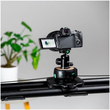 Motorizuota kameros platforma Syrp Genie II Linear 5