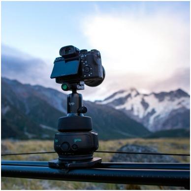 Motorizuota kameros platforma Syrp Genie II Linear 8