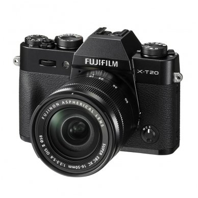 Fujinon XC 16-50mm F3.5-5.6 OIS Black 2