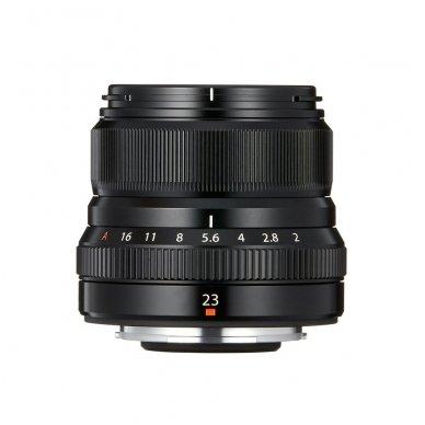 Fujinon XF 23mm F2 R WR Black 2