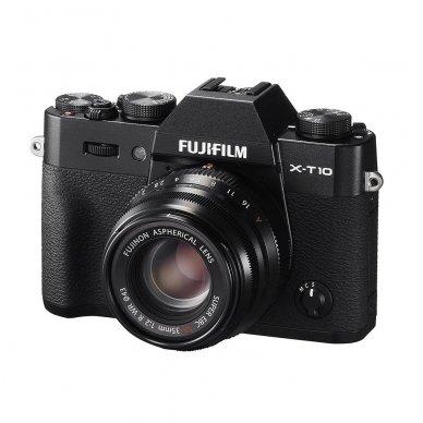 Fujinon XF 35mm F2 R WR Black 3