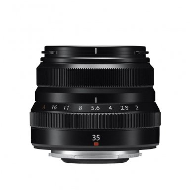 Fujinon XF 35mm F2 R WR Black 2