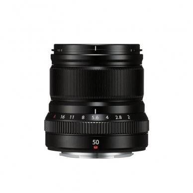 Fujinon XF 50mm F2 R WR Black 2