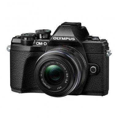 Olympus M.Zuiko Digital 14-42mm 1:3.5-5.6 II R Black 2
