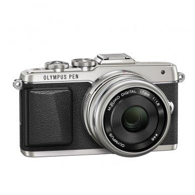 Olympus M.Zuiko Digital 17mm 1:1.8 Silver 2