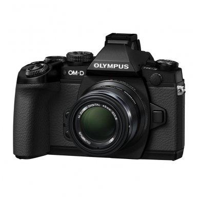 Olympus M.Zuiko Digital 45mm 1:1.8 Black 3