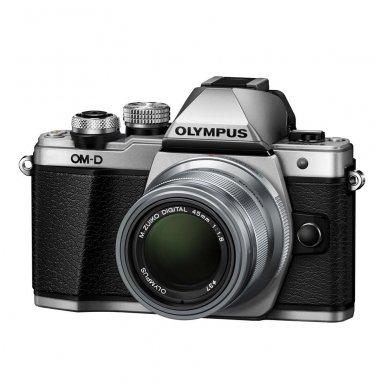 Olympus M.Zuiko Digital 45mm 1:1.8 Silver 3