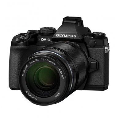 Olympus M.Zuiko Digital ED 75-300mm 1:4.8-6.7 II 2